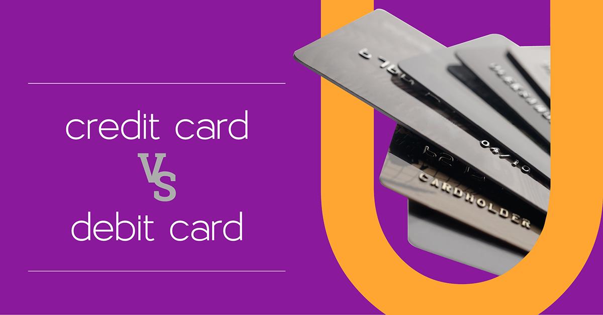 Benefits of Credit Card vs Debit Card For Buying Online