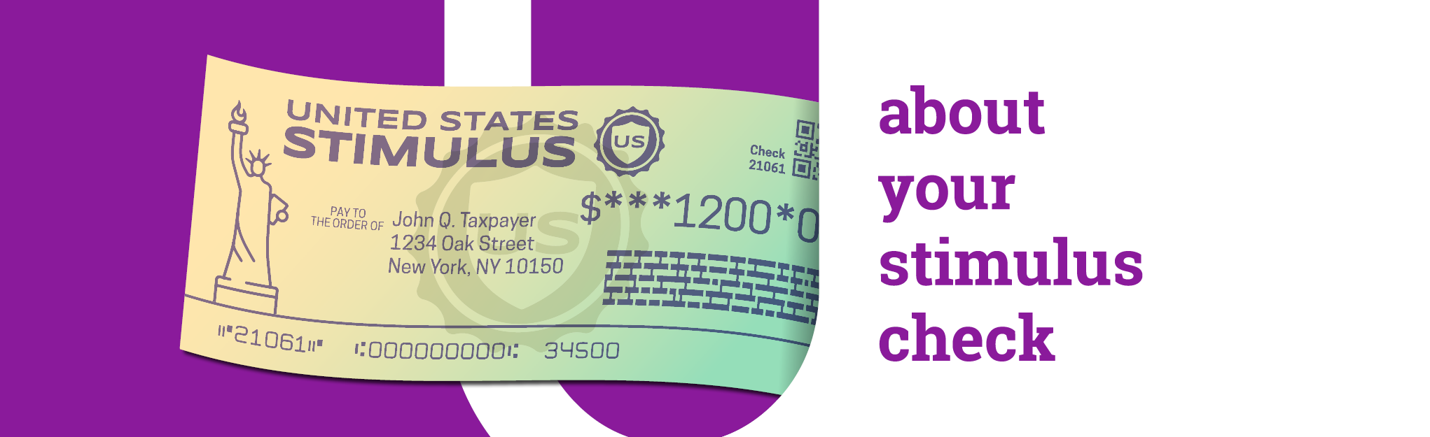 Second Round of Stimulus Checks | United